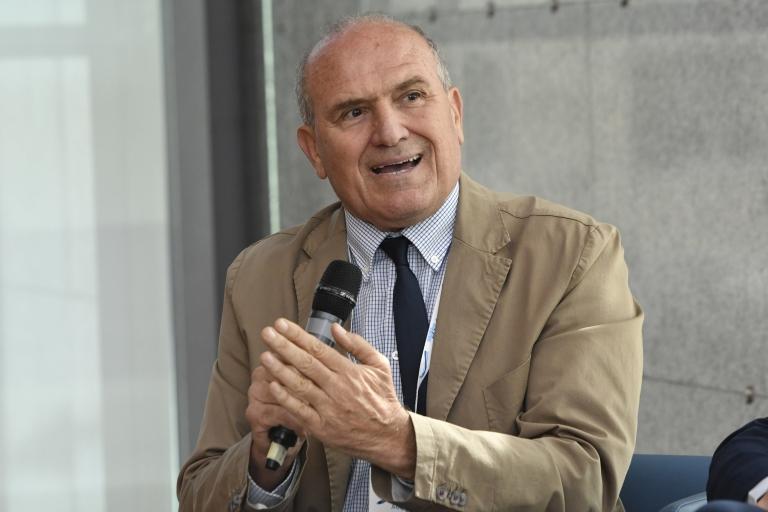 Oreste Perri (Presidente CONI Lombardia)