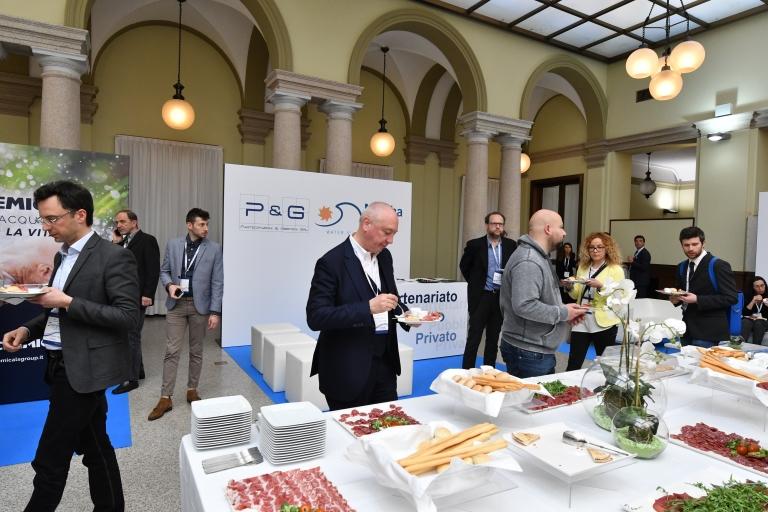 buffet PP Varisco -GSL