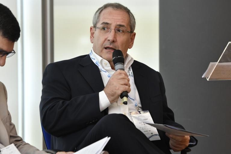 Gianluigi Sinini (Direttore Tecnico Fluidra Italia)