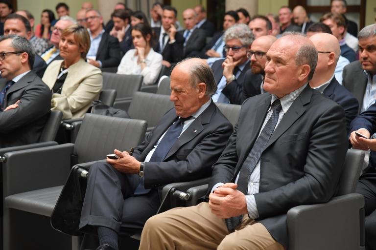 Franco Chimenti - Oreste Perri