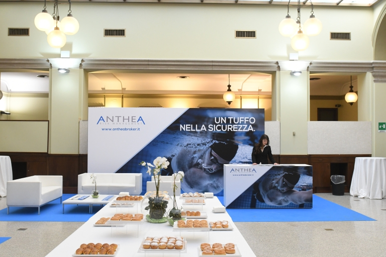 area espositiva Anthea