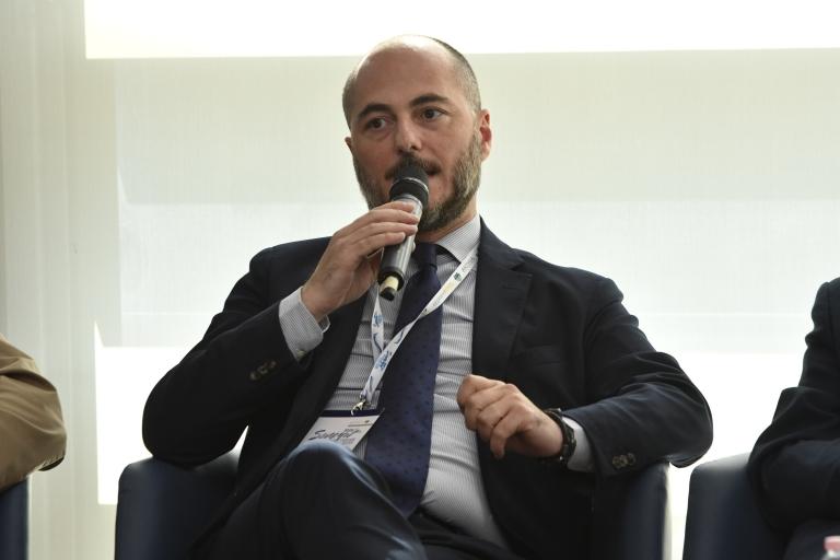 Diego Maria Maulu (Direttore Generale ASI)
