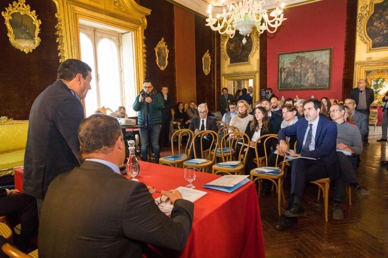 Villa Niscemi _ Convegno 1